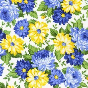 Flowerhouse Sunshine Flowers Bunches in Cream