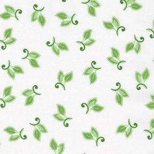 Flowerhouse Sunshine Tossed Leaf Sprigs in Cream