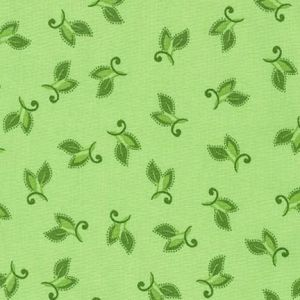 Flowerhouse Sunshine Tossed Leaf Sprigs in Greens