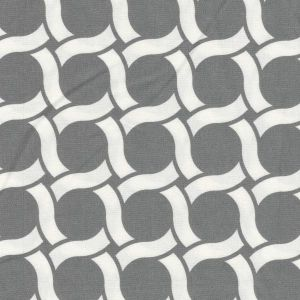 Geocentric Canvas Circles in Gray