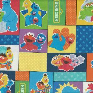 Sesame Street Sesame Street Blocks in Blue
