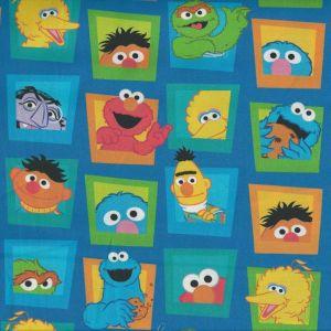 Sesame Street Sesame Street Frames in Blue