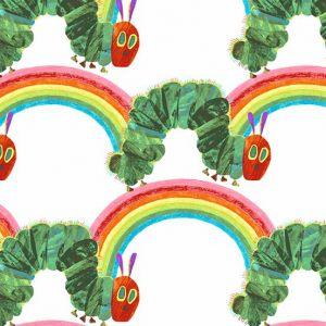 The Very Hungry Caterpillar-Bright White Rainbows,Caterpillars