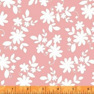Ciao Bella Pink Tossed Floral