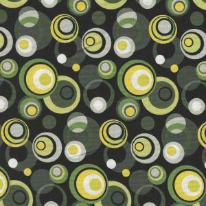 Cosmopolitan Circle Dots in Black