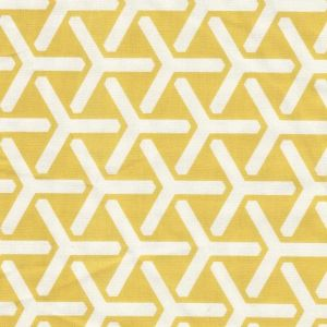 Geocentric Canvas Trident in Yellow