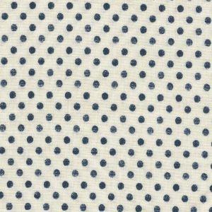 Indigo Nature Navy Dots on Ivory