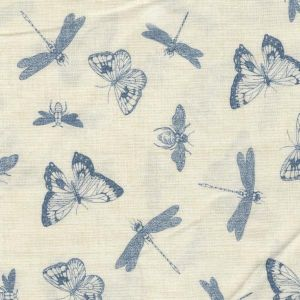 Indigo Nature Summer Insects in Ivory