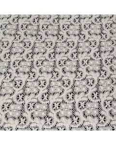 Baby Lulu Floral Lace in Cream