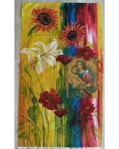 Datdreans IV - Love Blossoms Panel
