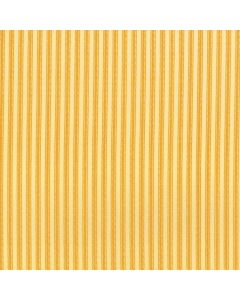 Dots  Stripes Ticking Away Stripe in Marigold