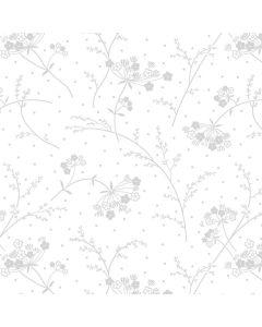 KimberBell Basic White Make a Wish in White on White
