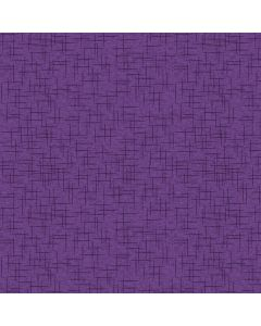 KimberBell Quilt Backing Linen Texture in Voilet