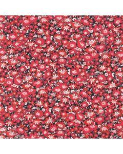 London Calling Crimson Lawn Floral