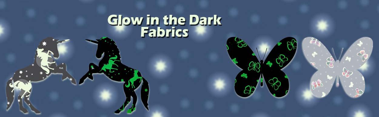 Glow in the Dark Fabric