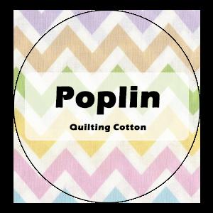 Quilting Cotton Poplin Fabrics